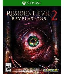 Resident Evil. Revelations 2 Xbox One